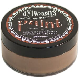 Dylusions: Melted Chocolate - Dylusions Paint, 59 ml