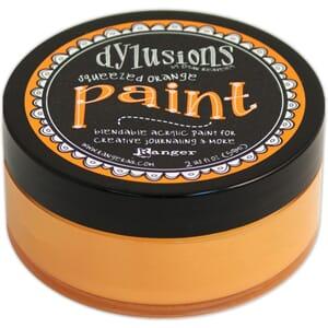 Dylusions: Squeezed Orange - Dylusions Paint, 59 ml