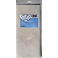 Elizabeth Craft: 13x30 cm - Clear Adhesive Sheets 5/Pkg