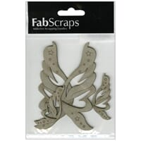 FabScraps: Fairy Wings - Chipboard Embellishments
