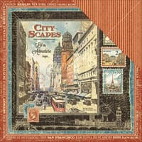 Graphic 45: Cityscapes - Cityscapes