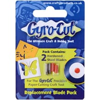 Gyro-Cut Replacement Blades 2/Pkg