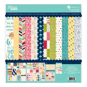 Jillibean Soup: Chit Chat Chowder Collection Pack, 12x12, 16