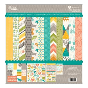 Jillibean Soup: Hardy Hodgepodge Collection Pack, 12x12, 16/