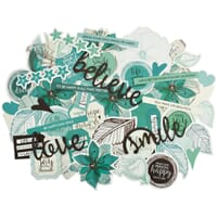 Kaisercraft: Sea breeze Collectables Cardstock Die-Cuts
