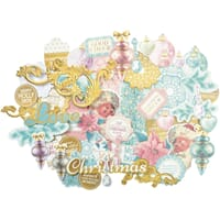 Kaisercraft: Christmas Wishes Collectables Cardstock Die-Cut
