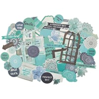 Kaisercraft: Ubud Dreams Collectables Die-Cuts