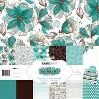Kaisercraft: Sea Breeze Paper Pack, 12/Pkg