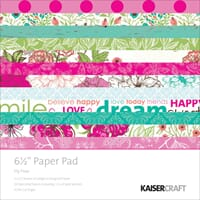 Kaisercraft: Fly Free Paper Pad, 40/Pkg