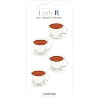 Little B: Coffee Break Tabs 120/Pkg