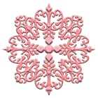 Little Darlings: Glided Doily - Dies sett, 1 stk