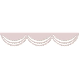 LDRS: Scalloped Swag Border Die, 1/Pkg