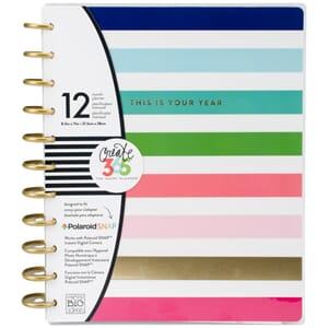 Create 365 12-Month Undated Planner 9.25x11.5 inch