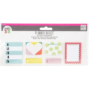 MMB: Create 365 Happy Planner Bright Sticky Notes 120/Pkg