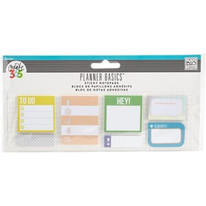 MMB: Create 365 Happy Planner Neon Sticky Notes 120/Pkg