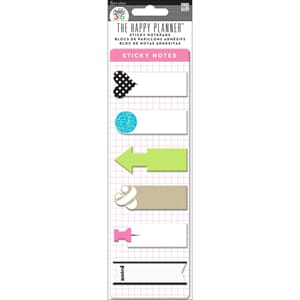 MMB: Create 365 Happy Planner Sticky Notes 120/Pkg