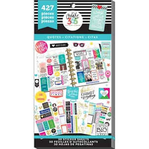 Create 365 Happy Planner - Quotes Sticker Value Pack