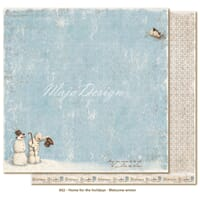 Maja Design: Welcome winter - Home for the Holidays