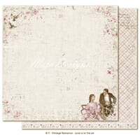 Maja Design: Love is in the air - Vintage Romance