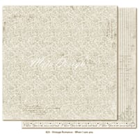 Maja Design: When I saw you - Vintage Romance