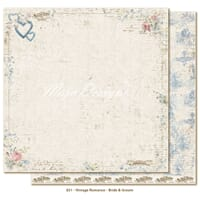 Maja Design: Bride & Groom - Vintage Romance
