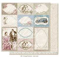 Maja Design: Love notes - Vintage Romance
