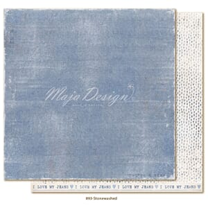 Maja Design: Stonewashed - Denim & Friends