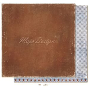 Maja Design: Leather - Denim & Friends