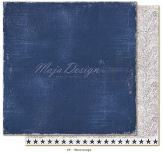 Maja Design: Worn Indigo - Denim & Friends