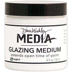Dina Wakley: Media Glazing Medium 4oz