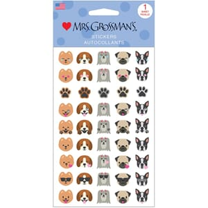 Mrs Grossman - Dog Emotions 25/Pkg