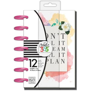 MMB: Wildflower Create 365 Mini Planner