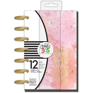 MMB: Live Loud Create 365 Mini Planner