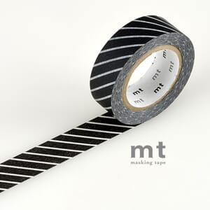 Mt 1P Stripe Black
