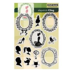 Penny Black: Engineer - Cling Rubber Stamp