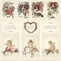 Pion: To my Valentine - Images from the Past 12x2 inch