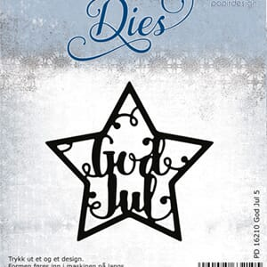 Papirdesign: God Jul 6 - Dies