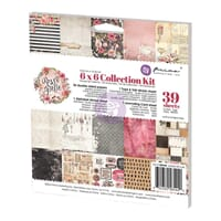 Prima: Rossi Belle - Collection Kit, 6x6 inch