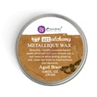Prima: Aged Brass - Art Alchemy Metallique Wax