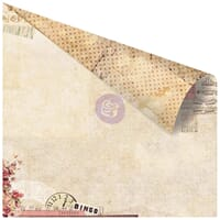 Prima: Little Love Notes - Love Clippings Foiled