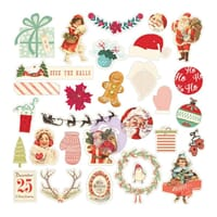 Prima: Sweet Peppermint Chipboard & More