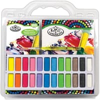 Royal Brush - Watercolor Art Set, 24 stk farger