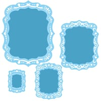 Spellbinder: Labels 39 Decorative Elements - Nestabilities D