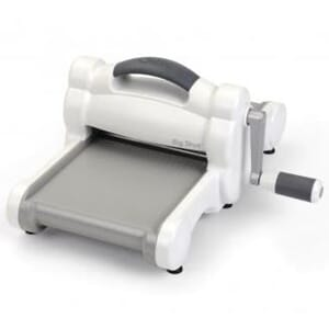 Big Shot Machine - Grey & White, Sizzix