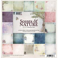 Scents Of Nature Collection Pack, 12x12, 9/Pkg