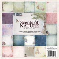 Scents Of Nature Collection Pack, 6x6, 36/Pkg