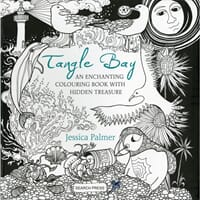 Tangle Bay Coloring Book
