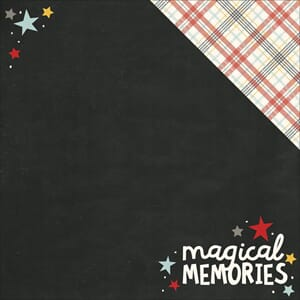 Simple Stories: Magical Memories - Say Cheese III