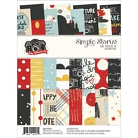 Simple Stories: Say Cheese III Paper Pad, 6x8, 24/Pkg