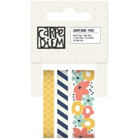 Simple Stories: Posh High Style Washi Tape, 3/Pkg